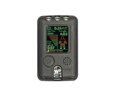 Personal Electronic Dosimeter with enhanced connvectivity