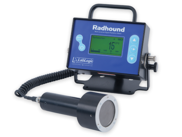 Radhound Digital Radiation Meter with SS315 Probe